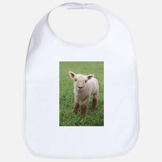 Sweet Lamb Bib