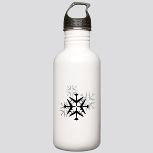 B-52 Aviation Snowflake Stainless Water Bottle 1.0