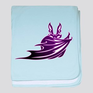 Vampire Bat 2 Infant Blanket