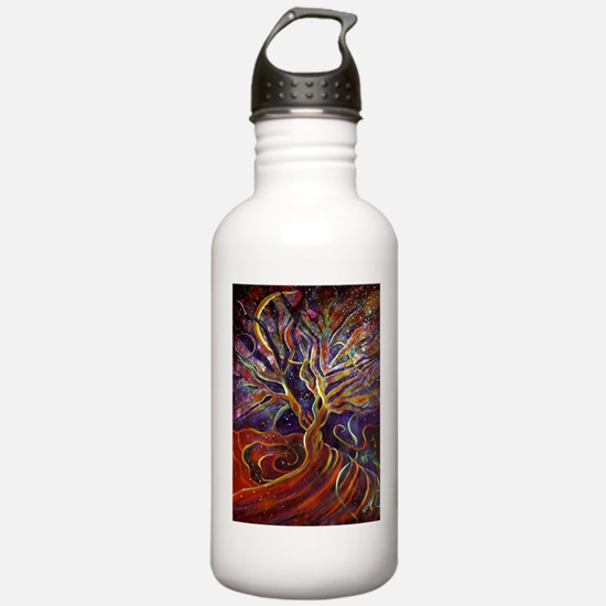 Aura Energy Tree Water Bottle