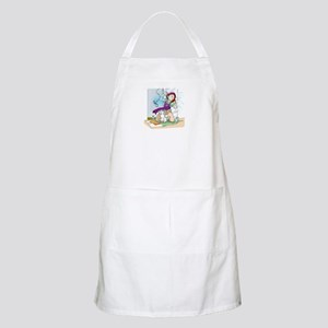 Getting Wet Apron