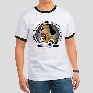 Skin Cancer Dog Ringer T
