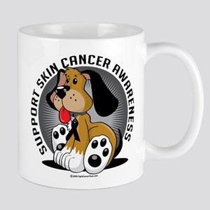 Skin Cancer Dog Mug