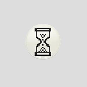 Windows Hourglass Mini Button