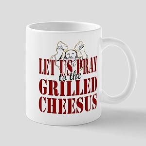 Grilled Cheesus Mug