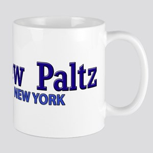 New Paltz Blue Mug