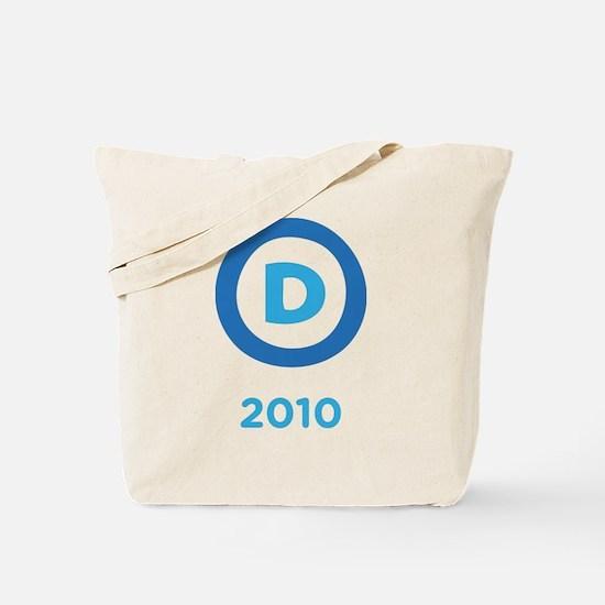 Democrats 2010 Tote Bag