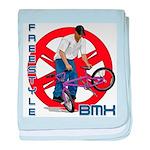 Freestyle BMX Infant Blanket