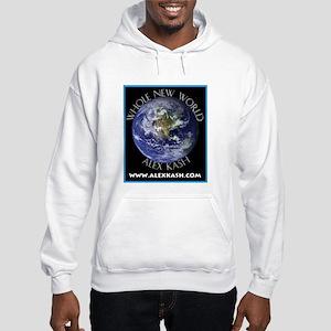 Whole New World CD Hooded Sweatshirt