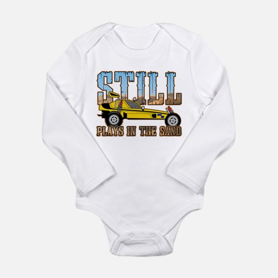 Cute Dune buggies Long Sleeve Infant Bodysuit