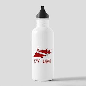 Key Largo Stainless Water Bottle 1.0L