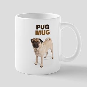 RD Pug Mug Mug