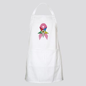 Eastern Star Breast Cancer Aw Apron
