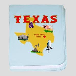 Texas Infant Blanket