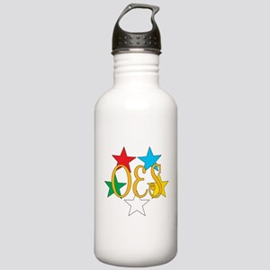 OES Circle of Stars Stainless Water Bottle 1.0L