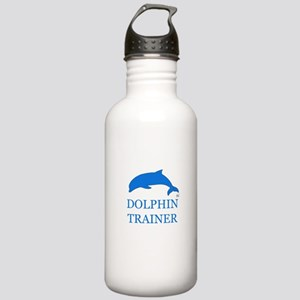 Dolphin Trainer Stainless Water Bottle 1.0L