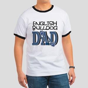 English Bulldog DAD Ringer T