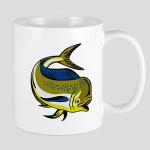 Dorado Dolphin Fish Mahi-mahi Mug