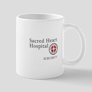 Sacred Heart ScrubsTV Mug