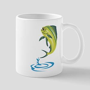 Dorado Dolphin Fish or mahi-m Mug