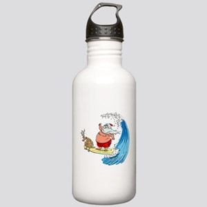 SaNtA aNd RuDoLf Stainless Water Bottle 1.0L