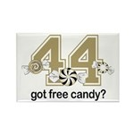 Got Free Candy Rectangle Magnet