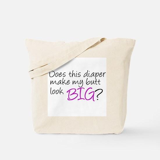 Cute Diaper Tote Bag