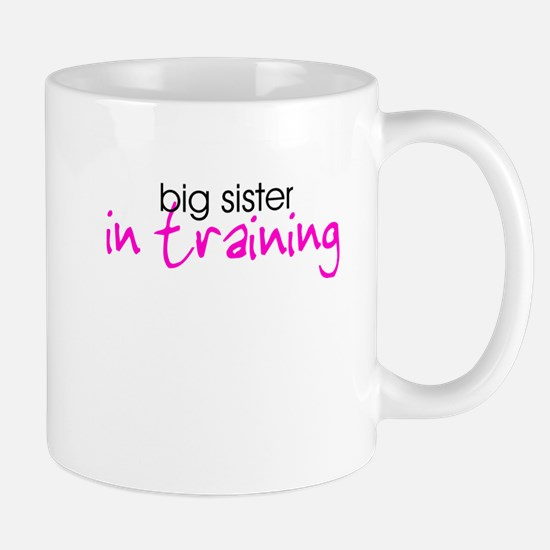 Big Sister in Training Mug