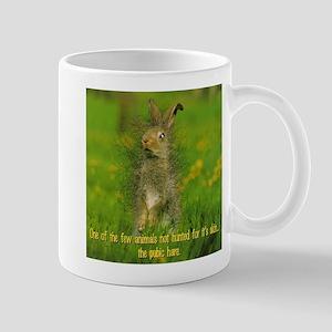 Pubic Hare Mug