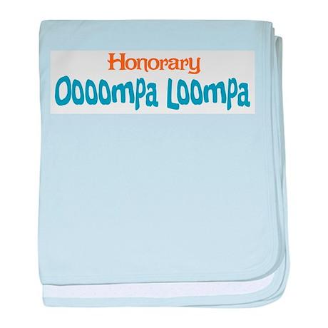 Honorary Oooompa Loompa Infant Blanket