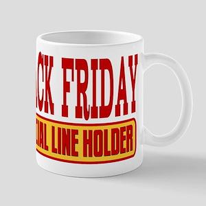 ffical Black Friday Line Holder Mug