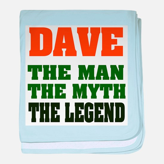 DAVE - The Legend Infant Blanket