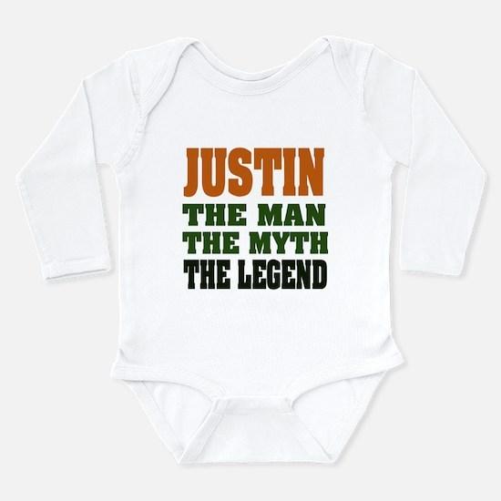 JUSTIN - The Legend Onesie Romper Suit