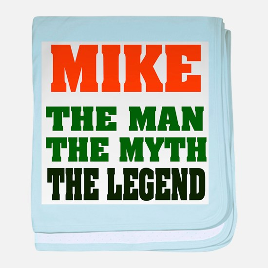 MIKE - The Lengend baby blanket