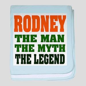 RODNEY - The Legend Infant Blanket