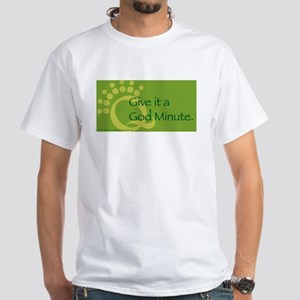 Be Well with Color White T-Shirt