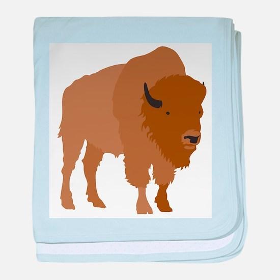 Buffalo Infant Blanket