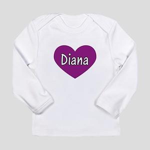 Diana Long Sleeve Infant T-Shirt