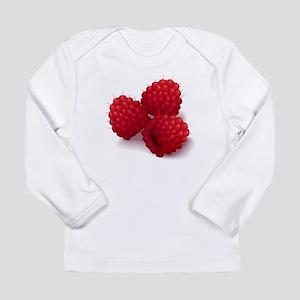 Raspberries Long Sleeve Infant T-Shirt