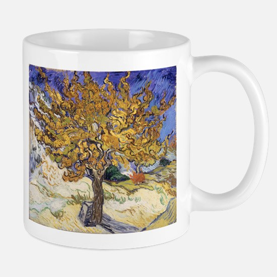 Mulberry Tree by Vincent Van Gogh Mugs
