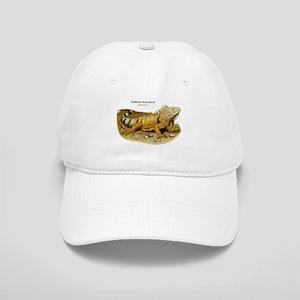 Green Iguana Cap