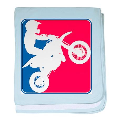 PeeWee Motocross Infant Blanket