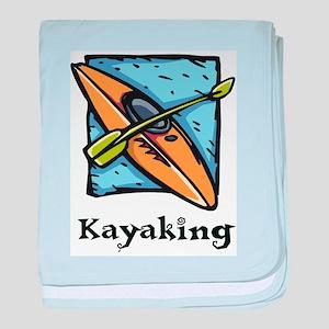 Kayaking Infant Blanket