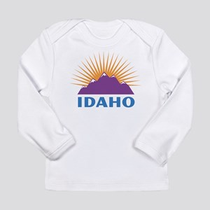 Idaho Long Sleeve Infant T-Shirt