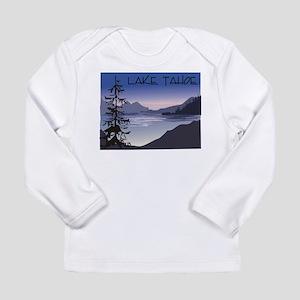 Lake Tahoe Long Sleeve Infant T-Shirt
