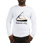 kamusi.org Long Sleeve T-Shirt