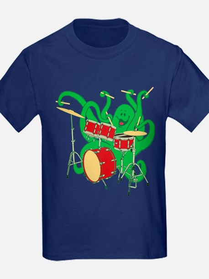 Octopus Drummer T