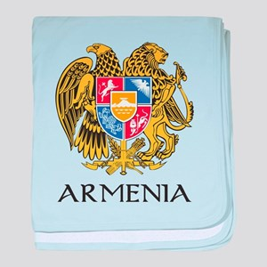 Armenian Coat of Arms Infant Blanket