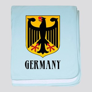 German Coat of Arms Infant Blanket
