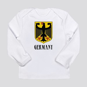 German Coat of Arms Long Sleeve Infant T-Shirt